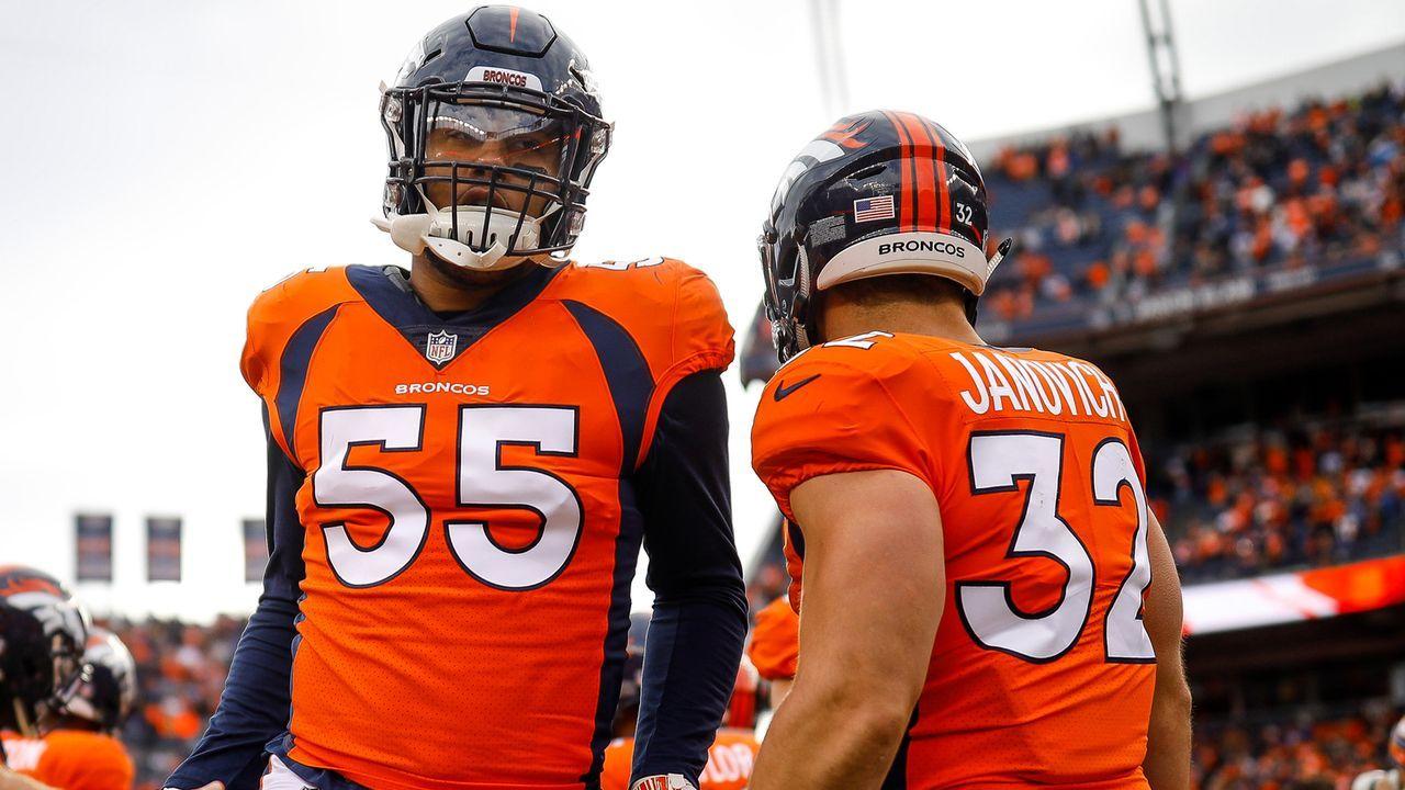 Platz 25: Denver Broncos - Bildquelle: 2018 Getty Images
