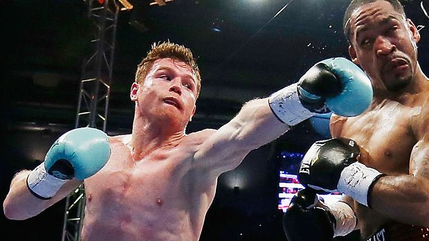"Saul ""Canelo"" Alvarez - Bildquelle: 2015 Getty Images"