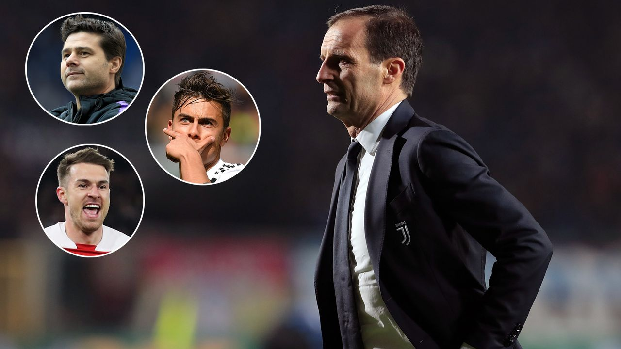 Umbruch bei Juventus Turin - Bildquelle: 2019 Getty Images