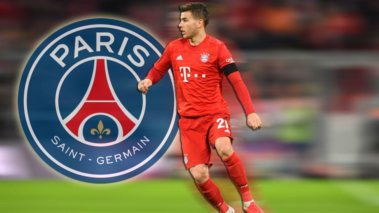 Lucas Hernandez (FC Bayern) - Bildquelle: getty