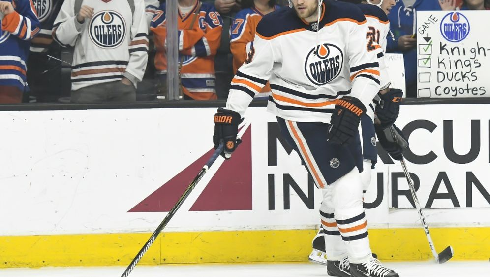 Draisaitl scort in der NHL gut für die Edmonton Oilers - Bildquelle: PIXATHLONPIXATHLONSID