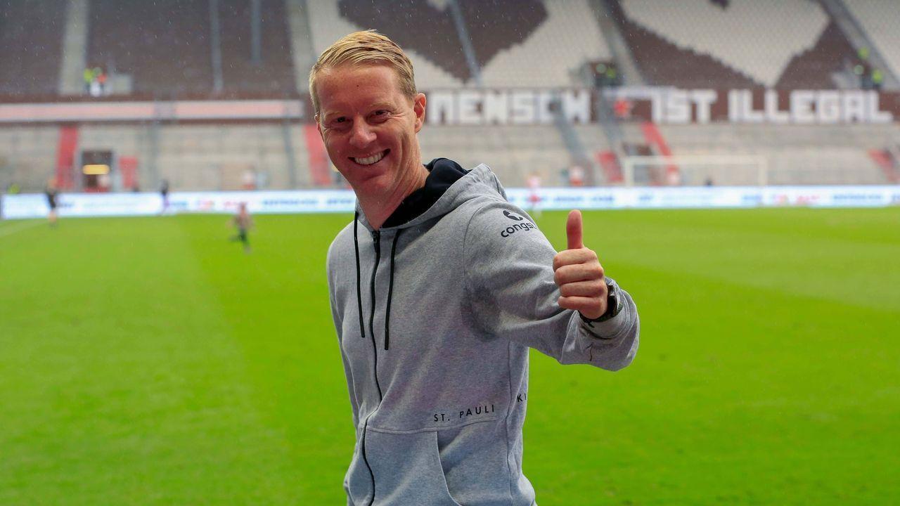 Timo Schultz (FC St. Pauli) - Bildquelle: imago images/Oliver Ruhnke