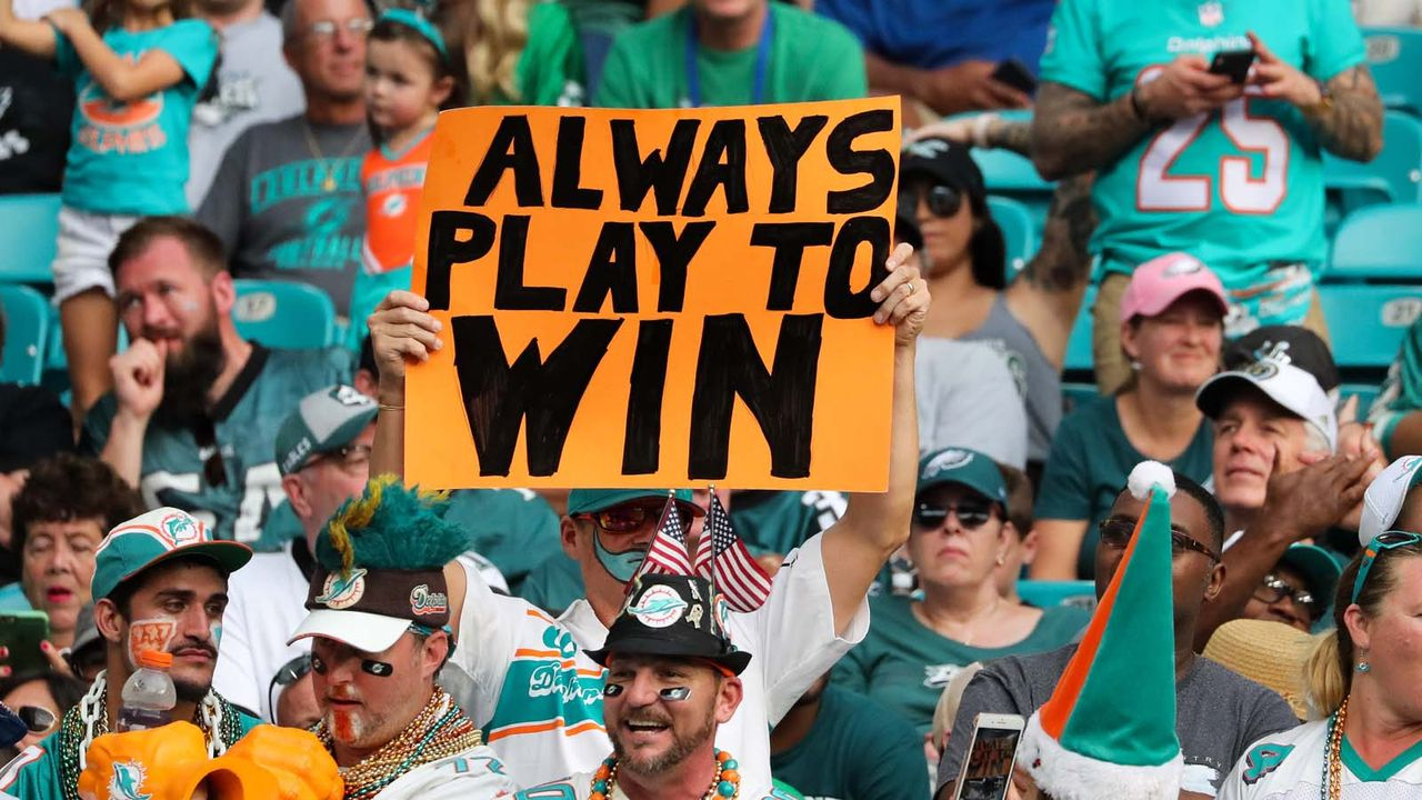 Platz 11: Miami Dolphins  - Bildquelle: imago images/ZUMA Press