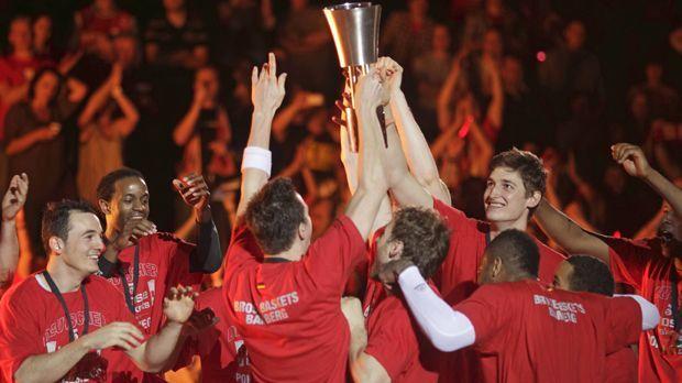 TOP FOUR 2012 - Bildquelle: imago sportfotodienst