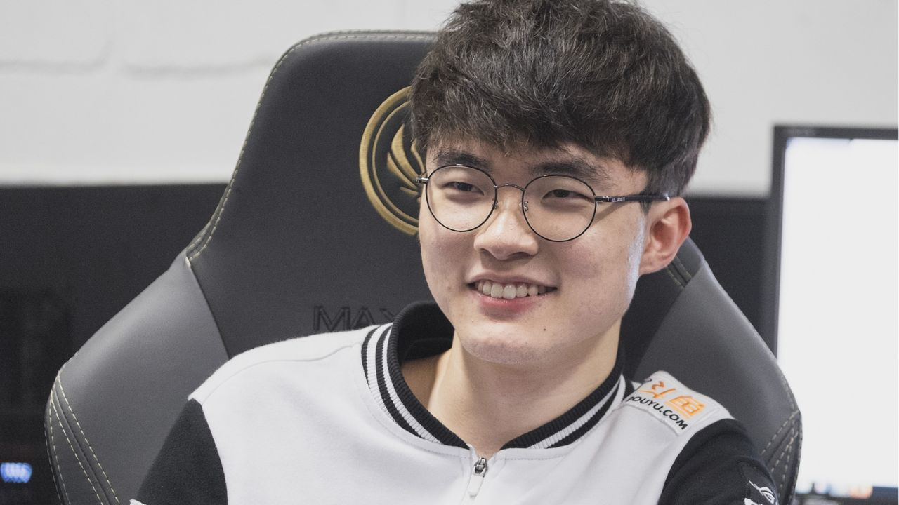 "Lee ""Faker"" Sang-hyeok - League of Legends - Bildquelle: Riot Games"