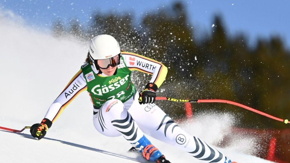 Skirennläuferin Michaela Wenig vom SC Lenggries - Bildquelle: AFPSIDJOE KLAMAR