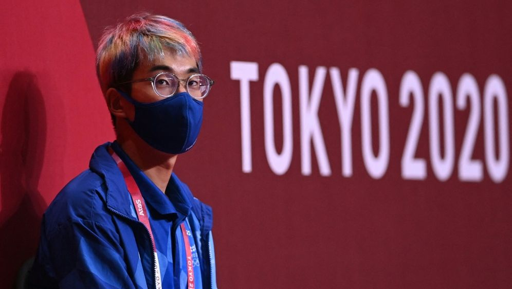 In Tokio gibt es strenge Hygienemaßnahmen - Bildquelle: AFPSIDDANIEL LEAL-OLIVAS