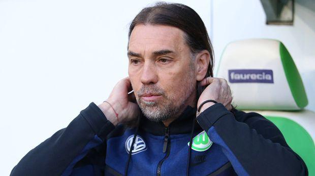 VfL Wolfsburg - elf Trainerwechsel - Bildquelle: imago/regios24