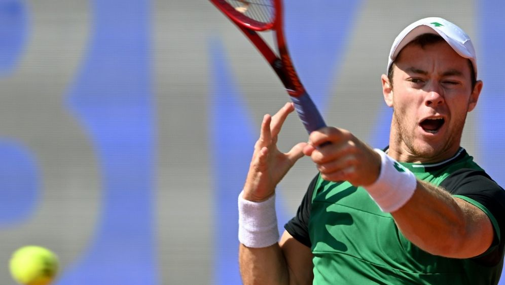 Tennisprofi Koepfer scheitert in der zweiten Runde - Bildquelle: AFPSIDChristof STACHE