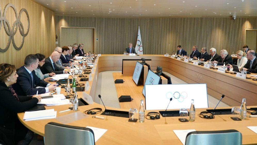 Das IOC sieht Olympia nicht in Gefahr - Bildquelle: PIXATHLONPIXATHLONSID