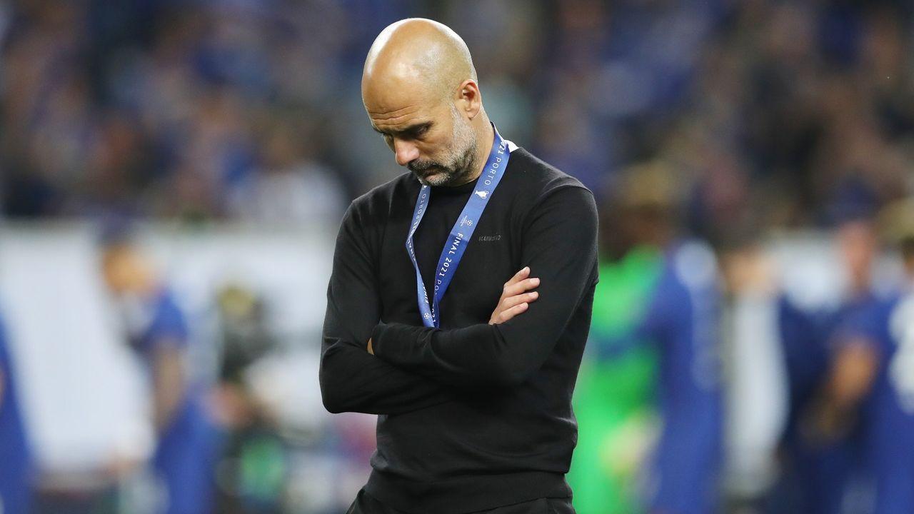 Verlierer: Pep Guardiola - Bildquelle: getty