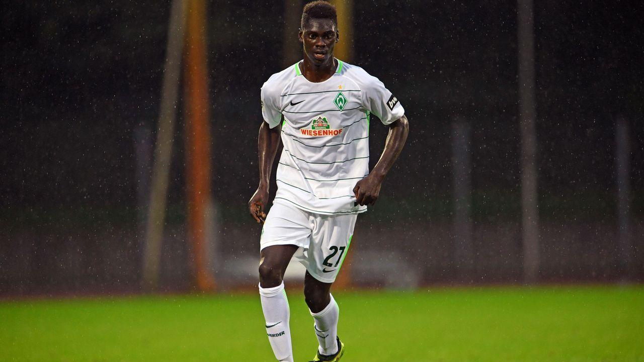Idrissa Toure (SV Werder Bremen) - Bildquelle: 2017 Getty Images