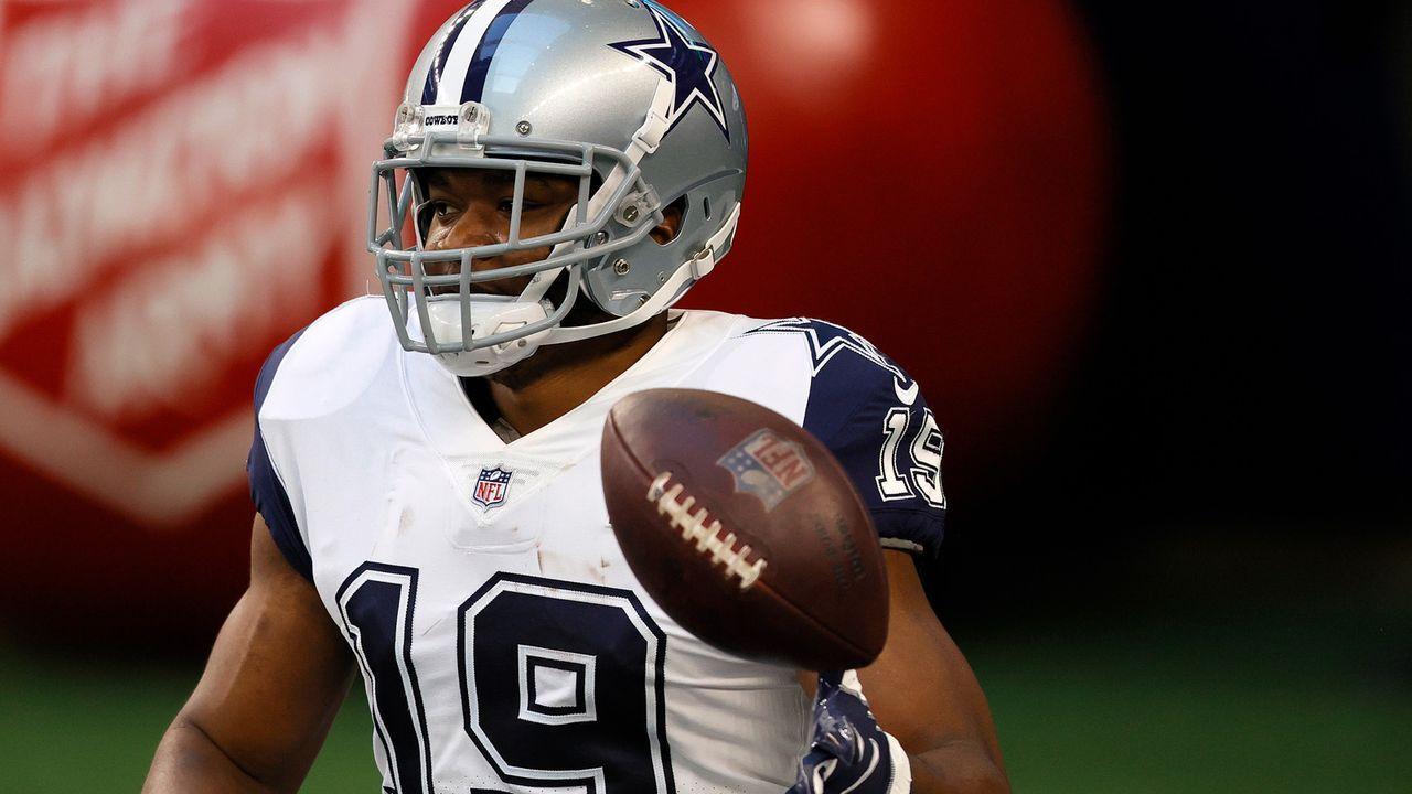 Amari Cooper (Dallas Cowboys) - Bildquelle: 2020 Getty Images