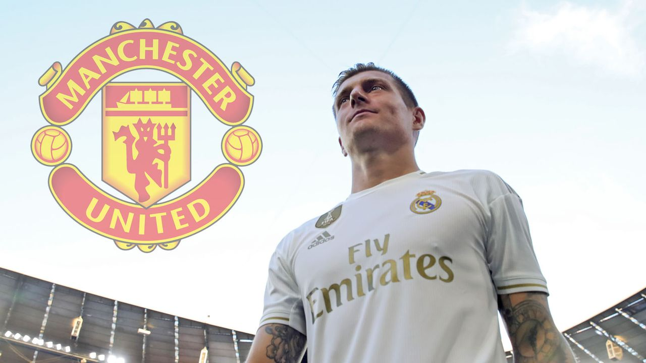 Toni Kroos (Manchester United) - Bildquelle: 2019 Getty Images