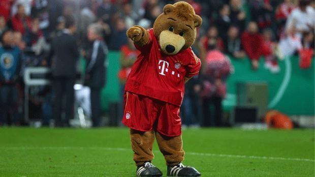 Hennes Jünther Und Co Die Maskottchen Der Bundesliga Klubs