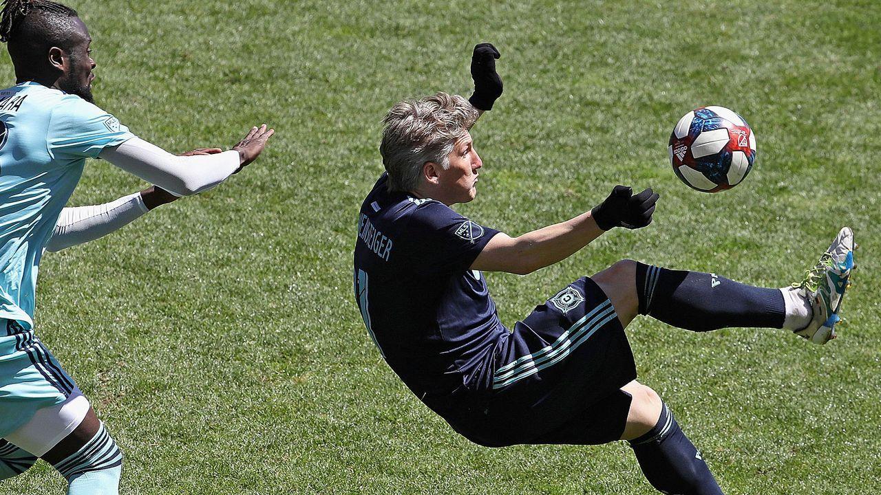 Bastian Schweinsteiger - Bildquelle: 2019 Getty Images