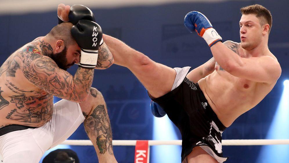 Michael Smolik steht vor dem wichtigsten Kampf seiner Karriere - Bildquelle: Getty Images