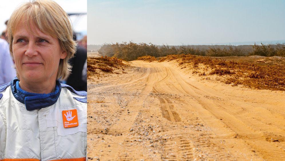 Jutta Kleinschmidt kehrt an den Ort ihres größten Erfolgs zurück. - Bildquelle: Getty / Extreme E
