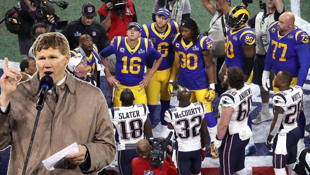 Wird die NFL in Zukunft noch intrnationaler? - Bildquelle: Getty Images