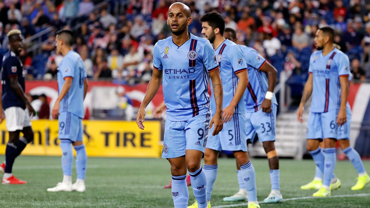 New York City FC (Eastern Conference) - Bildquelle: imago images/Icon SMI