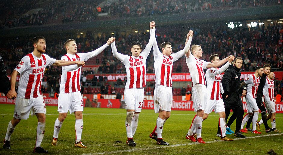 14. 1. FC Köln - Bildquelle: 2017 Getty Images