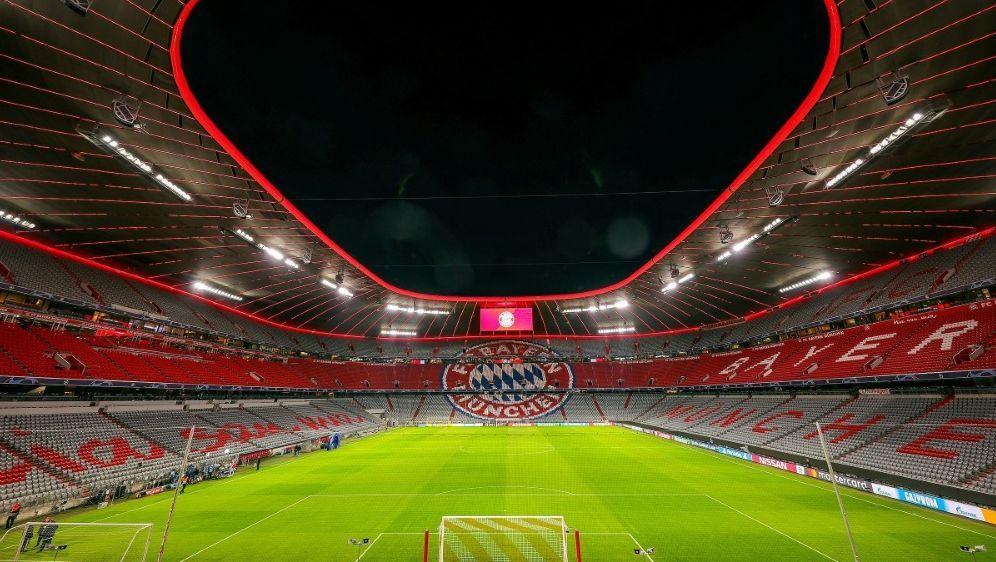 Uli Hoeneß würdigt die Allianz Arena als Meilenstein - Bildquelle: firo Sportphotofiro SportphotoSIDfiro SportphotoPSI