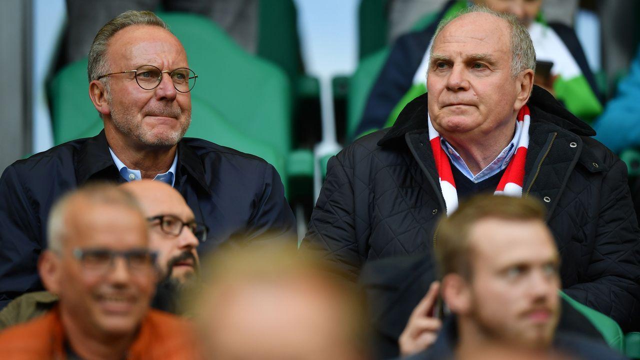 4. Die Bayern-Bosse - Bildquelle: 2018 Getty Images