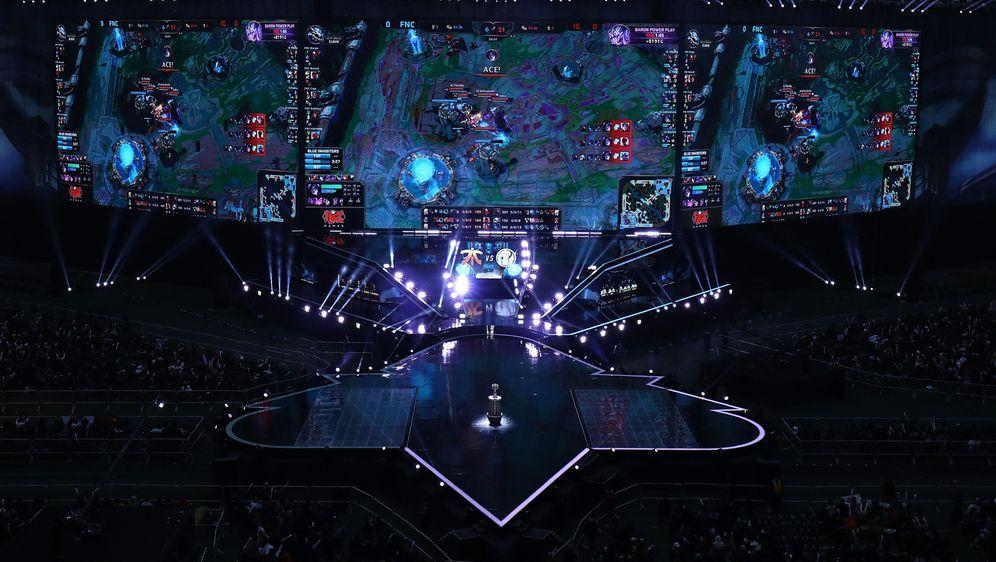 P7S1 baut den eSports-Bereich aus. - Bildquelle: 2018 Getty Images