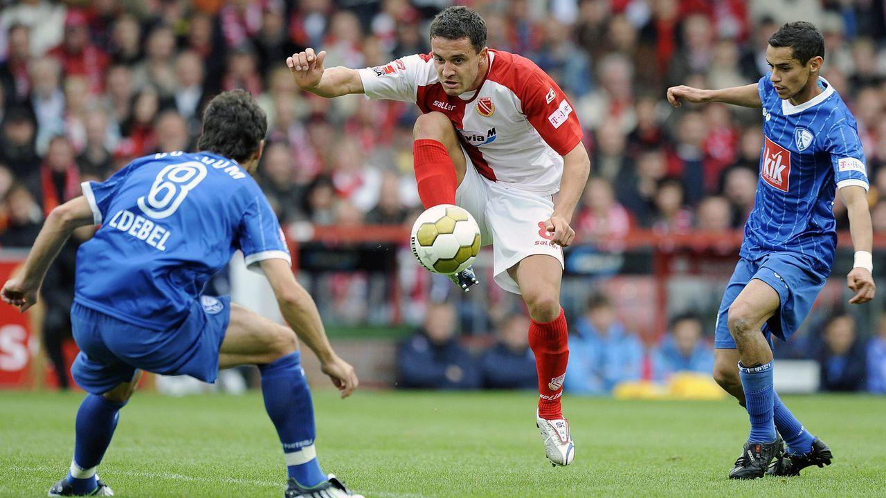 Energie Cottbus spielte noch in der Bundesliga - Bildquelle: imago sportfotodienst