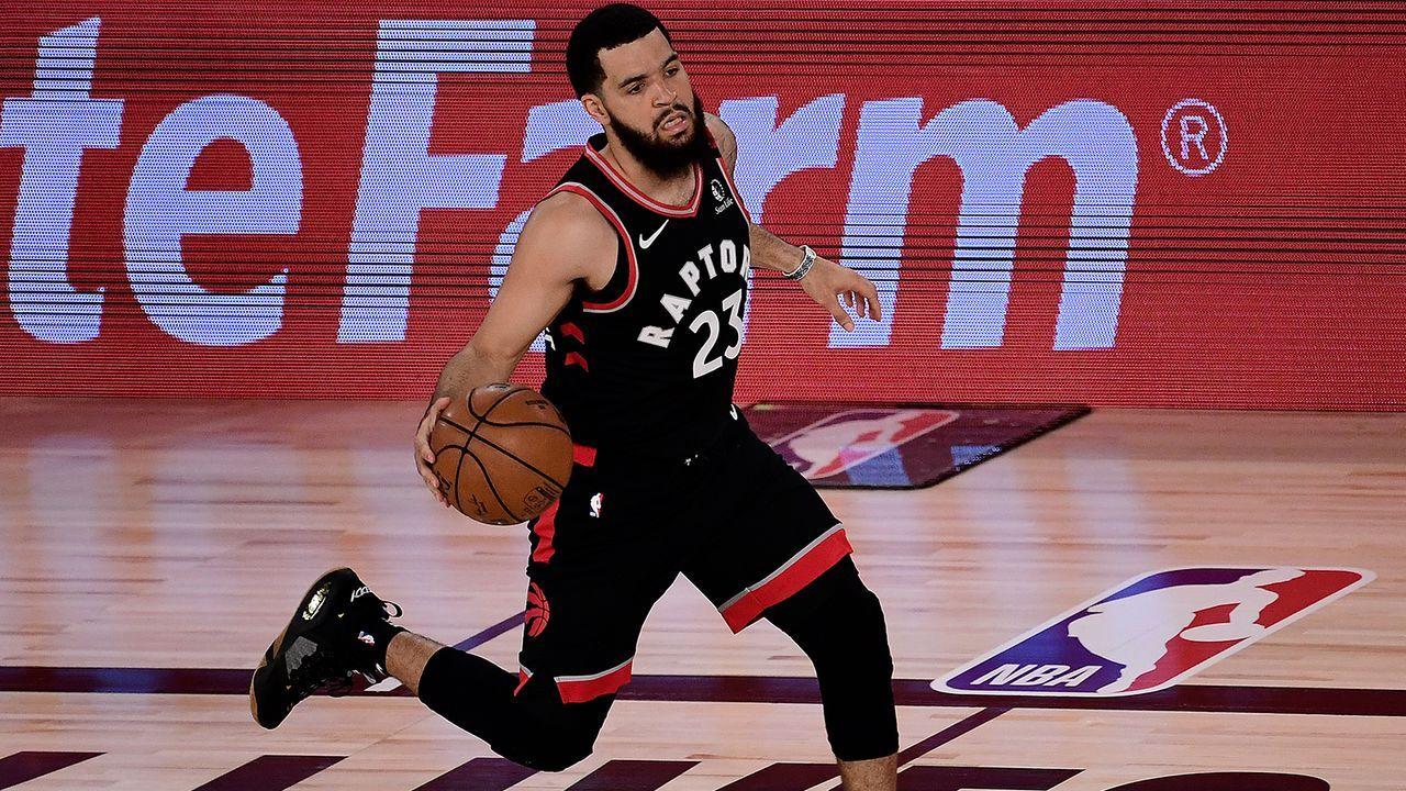 Fred VanVleet (Toronto Raptors) - Bildquelle: Getty Images