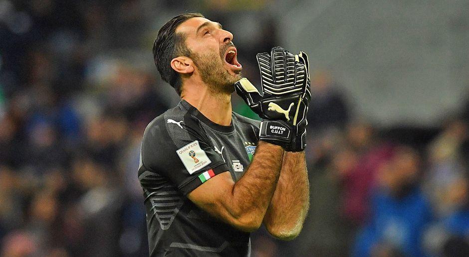 Torhüter: Gianluigi Buffon - Bildquelle: 2017 Getty Images