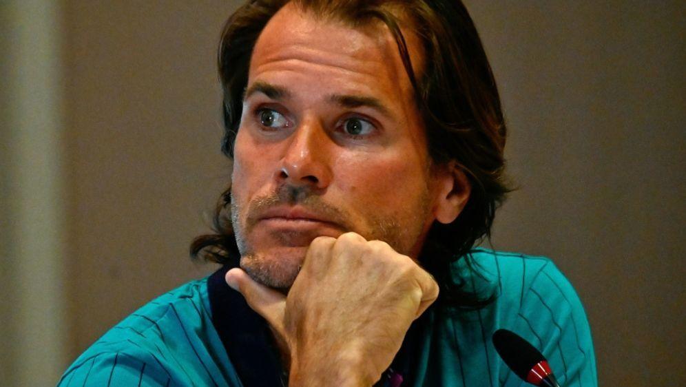 Haas ist Direktor des Masters-Turniers von Indian Wells - Bildquelle: AFPSIDTOBIAS SCHWARZ