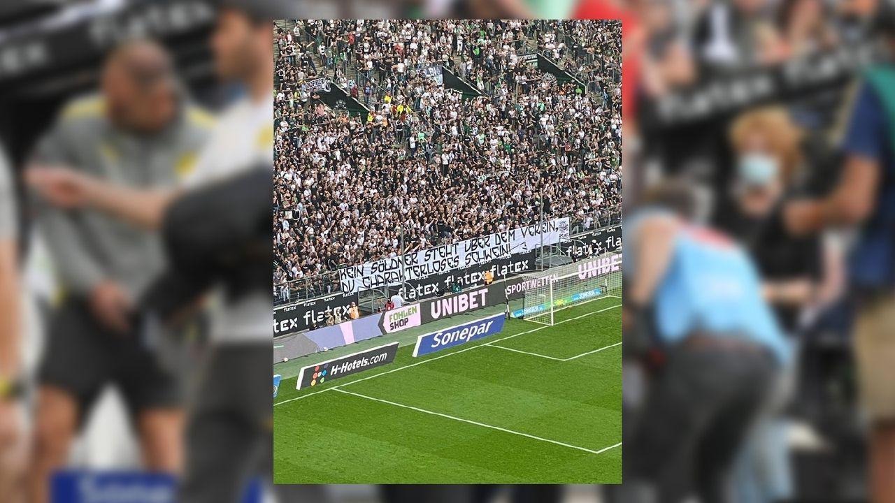 Fans werden noch deutlicher - Bildquelle: Imago/twitter.com/berger_pj