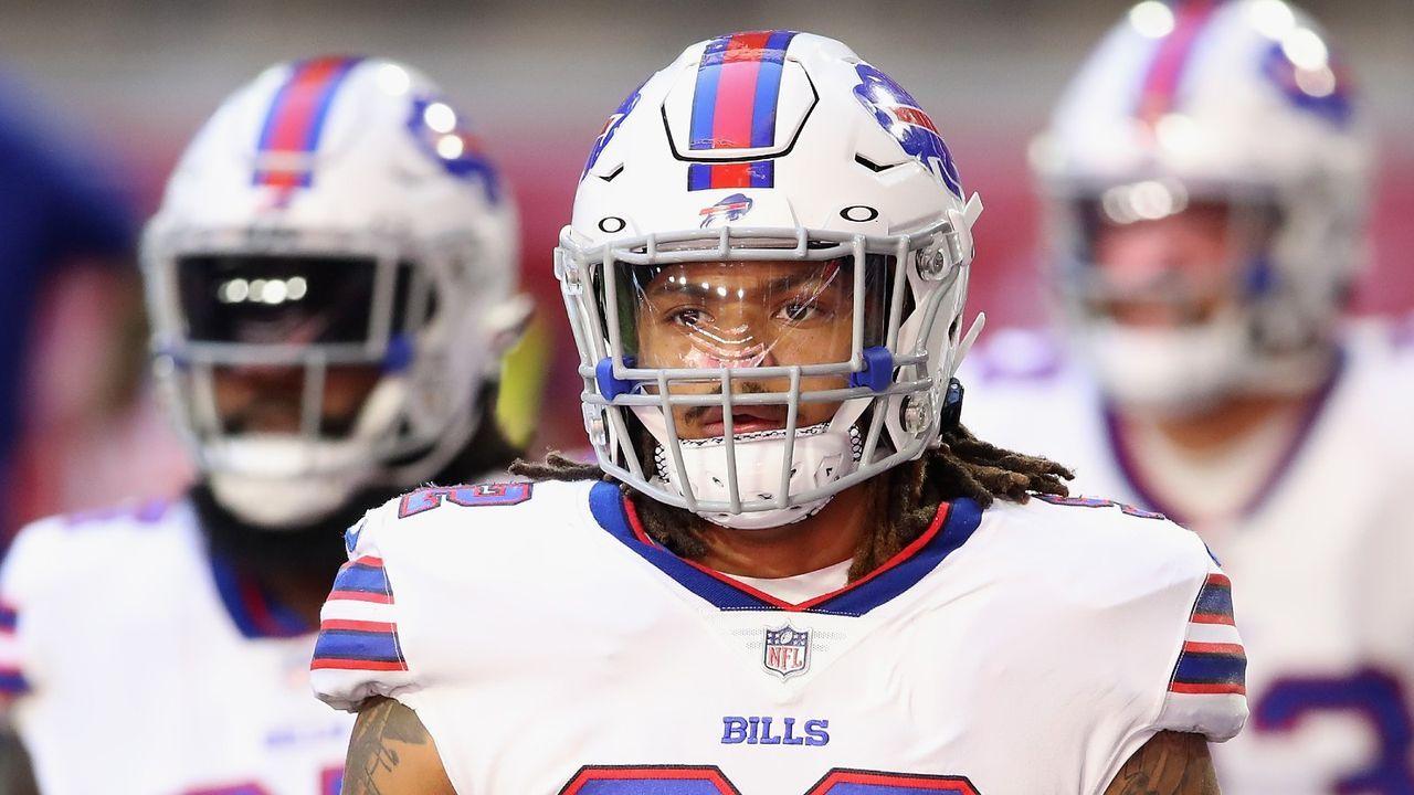 Darryl Johnson (Buffalo Bills) - Bildquelle: Getty