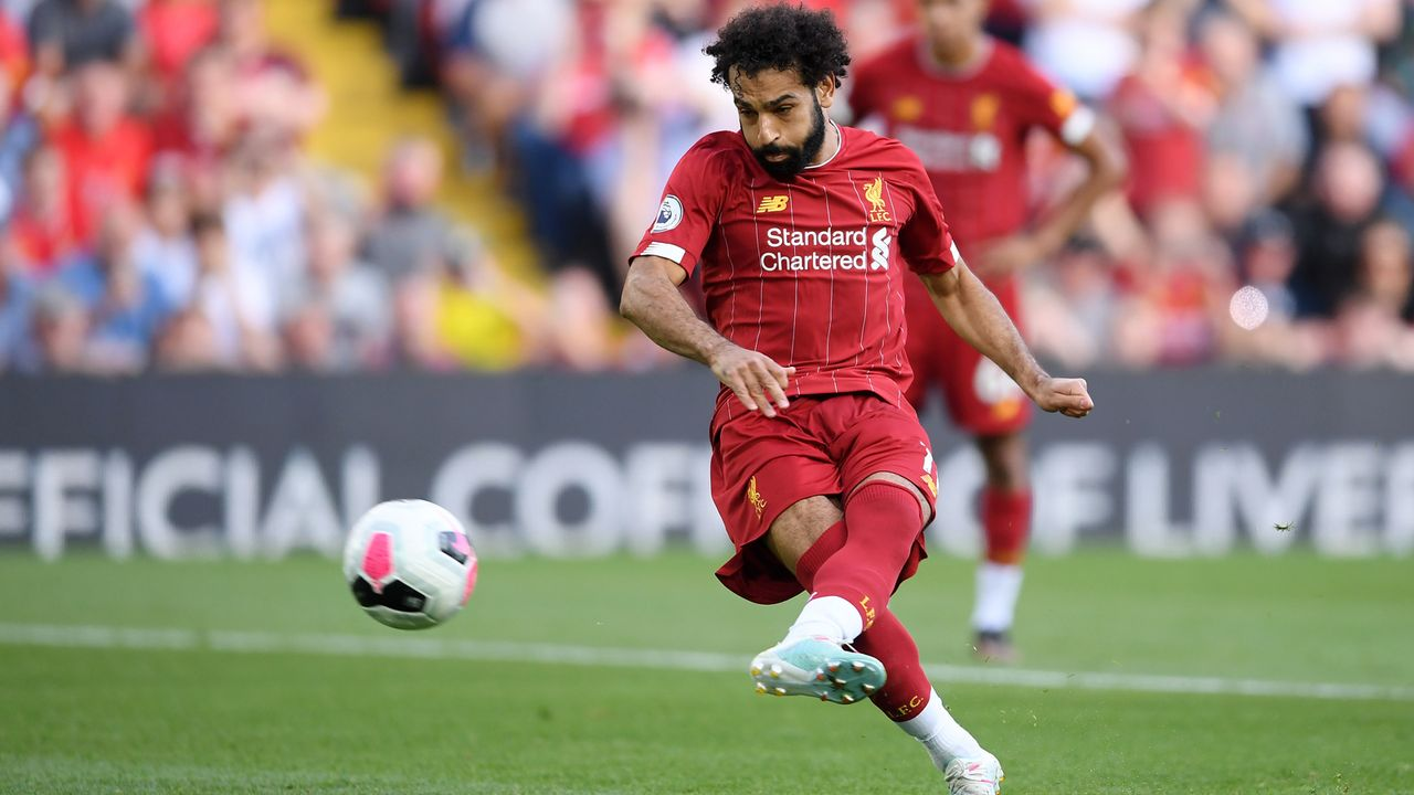 Mohamed Salah - Bildquelle: 2019 Getty Images