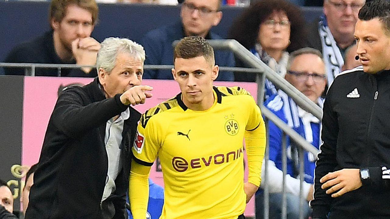 Thorgan Hazard (Borussia Dortmund) - Bildquelle: imago