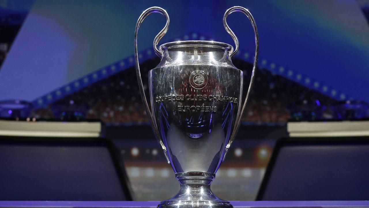 Champions League: Diese Teams sind für die Gruppenphase qualifiziert - Bildquelle: imago