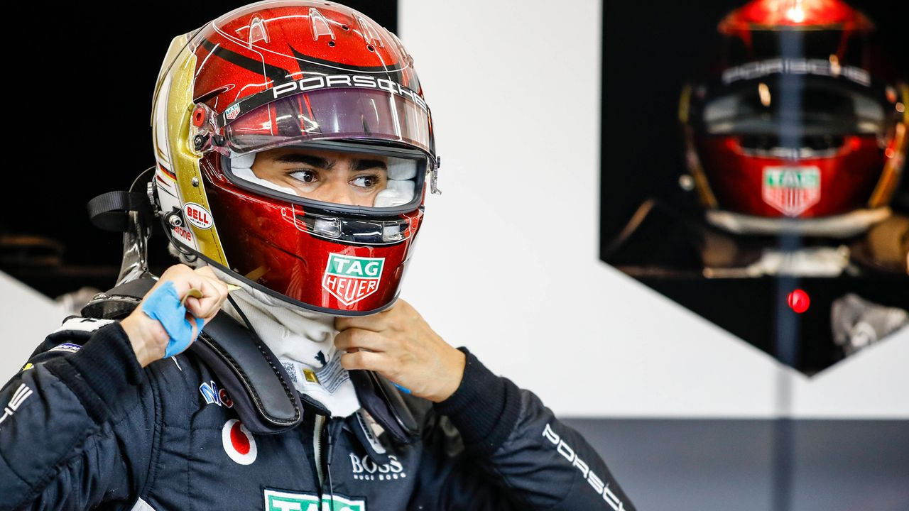 Pascal Wehrlein (13. Platz, 71 Punkte) - Bildquelle: imago images/PanoramiC