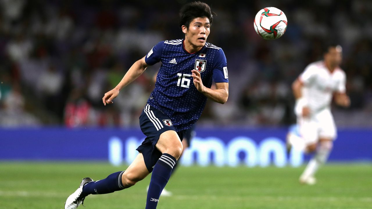Takehiro Tomiyasu (Japan) - Bildquelle: 2019 Getty Images