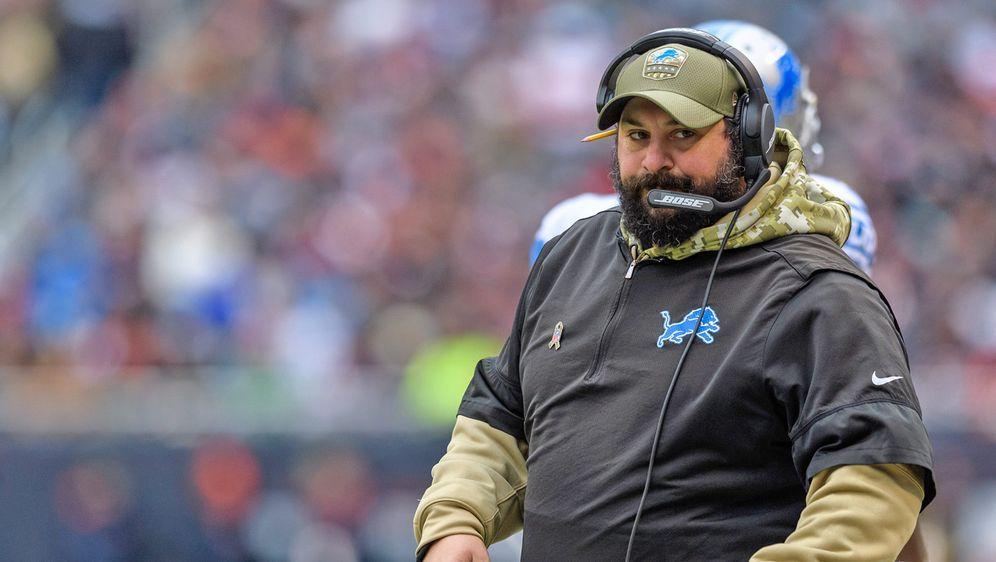 Wurde als Head Coach der Detroit Lions entlassen: Matt Patricia. - Bildquelle: Imago