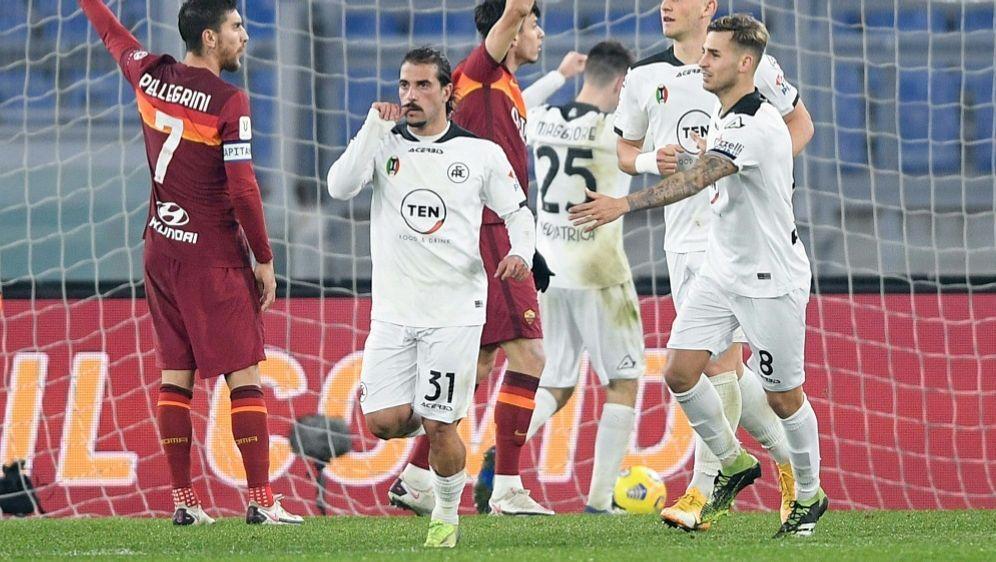 Italien: Weitere Coronafälle bei Spezia Calcio - Bildquelle: FIROFIROSID