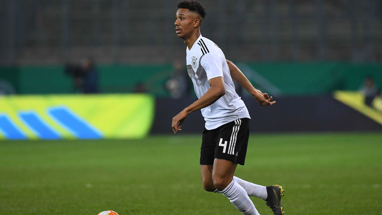 Felix Uduokhai (Deutschland) - Bildquelle: imago