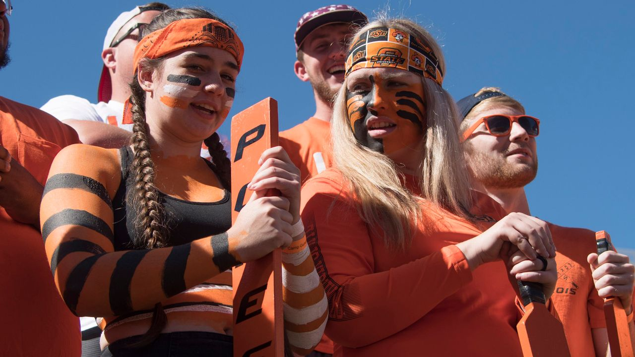 Oklahoma State Cowboys: Tiger, Aggies und Cowboys - Bildquelle: 2016 Getty Images
