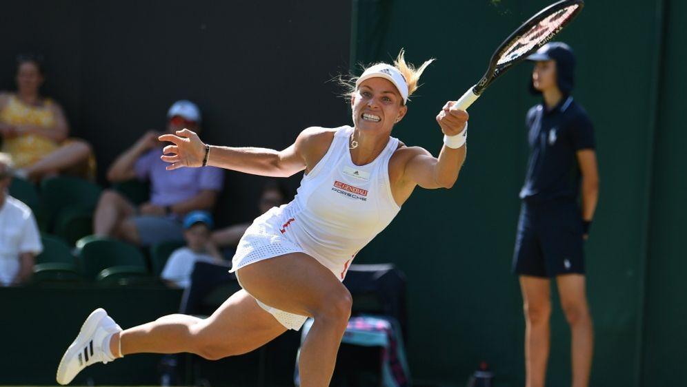 In Osaka im Halbfinale: Angelique Kerber - Bildquelle: AFPSID
