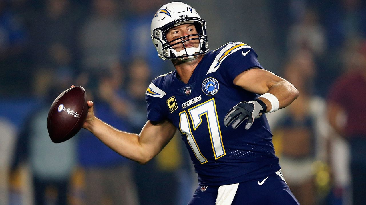Philip Rivers (Los Angeles Chargers) - Bildquelle: 2018 Getty Images