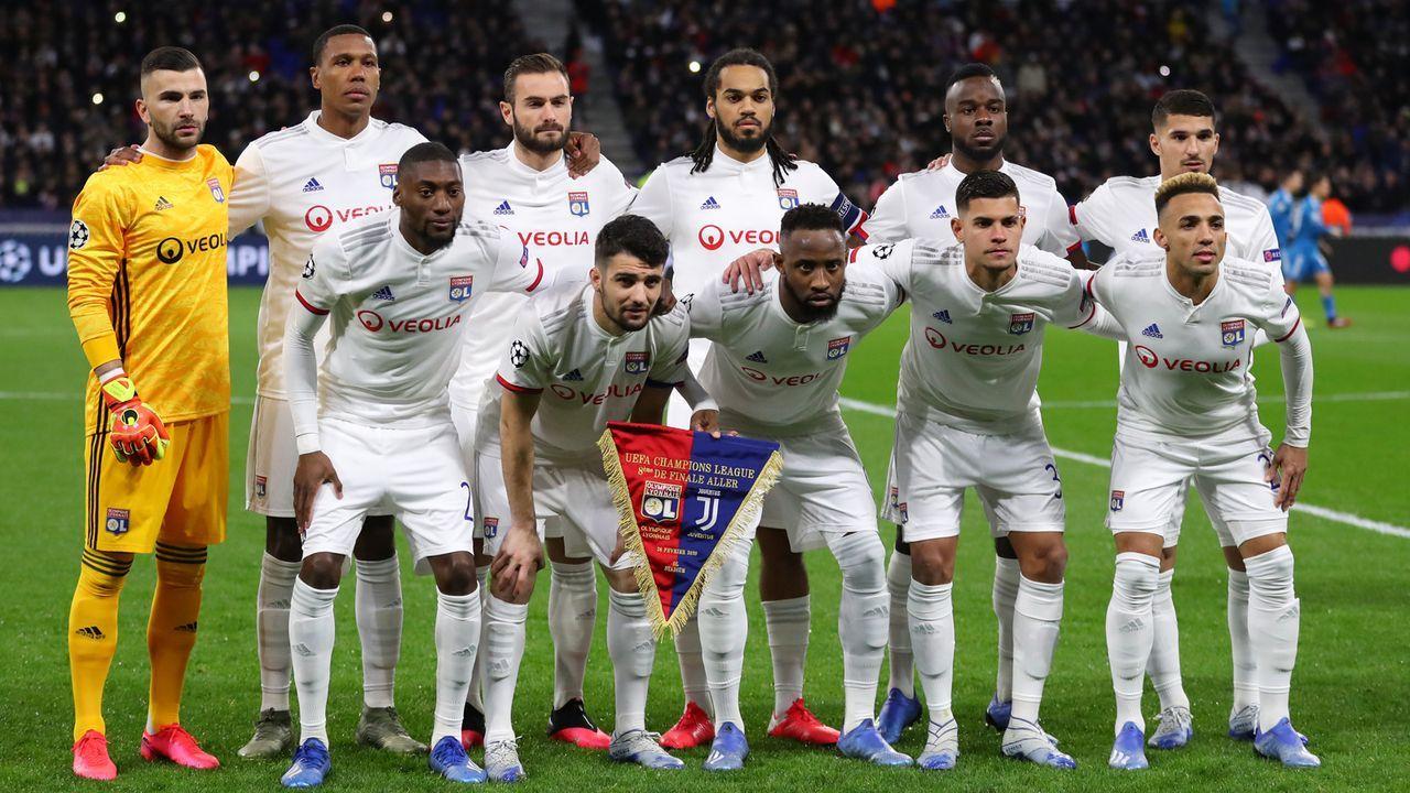 Olympique Lyon - Bildquelle: 2020 Getty Images
