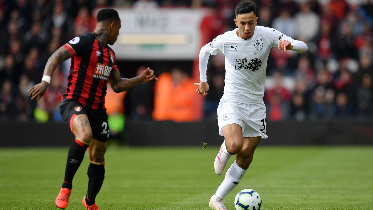 Dwight McNeil (FC Burnley/England) - 8 Scorerpunkte - Bildquelle: 2019 Getty Images