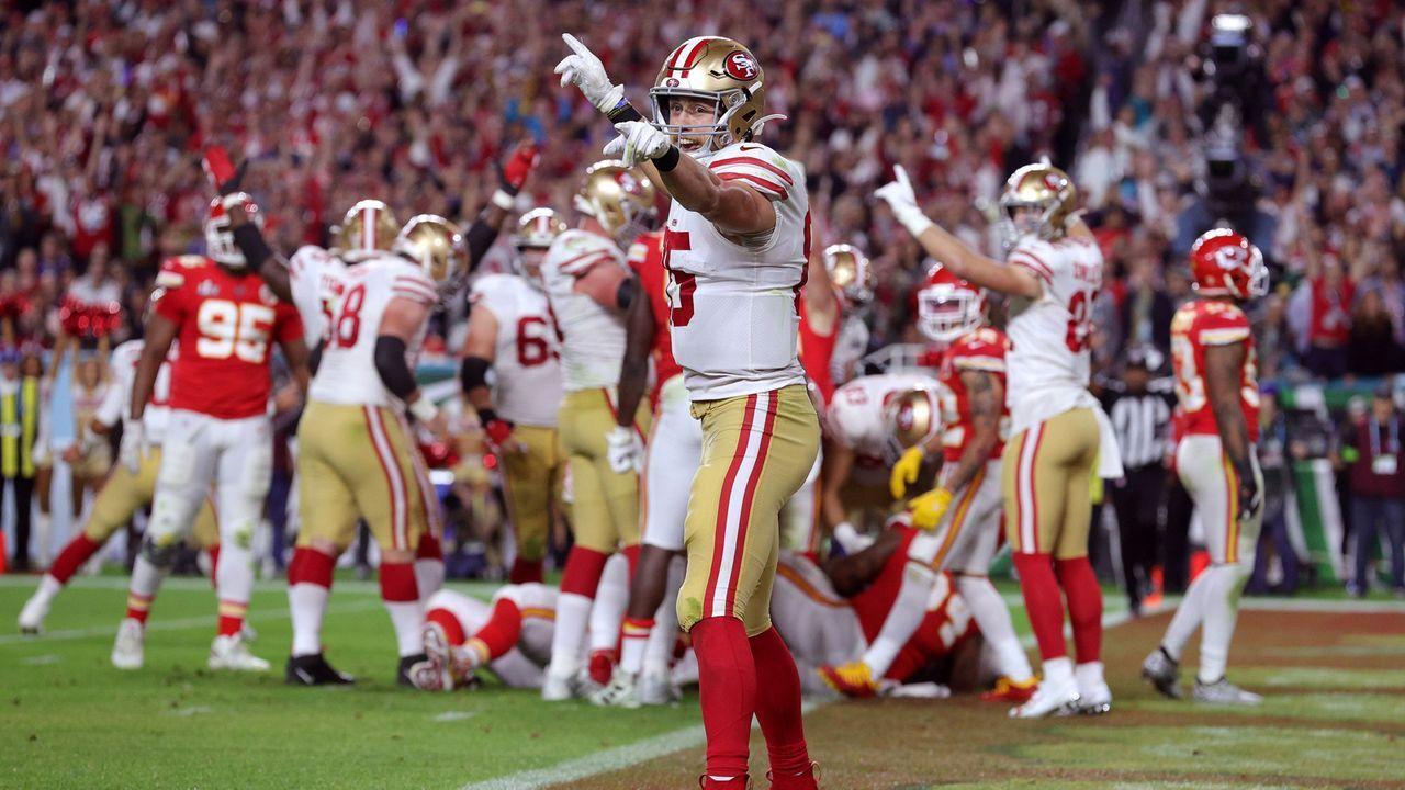 San Francisco 49ers - Wie nah kommt man dem Super-Bowl-Run von 2019 - Bildquelle: 2020 Getty Images