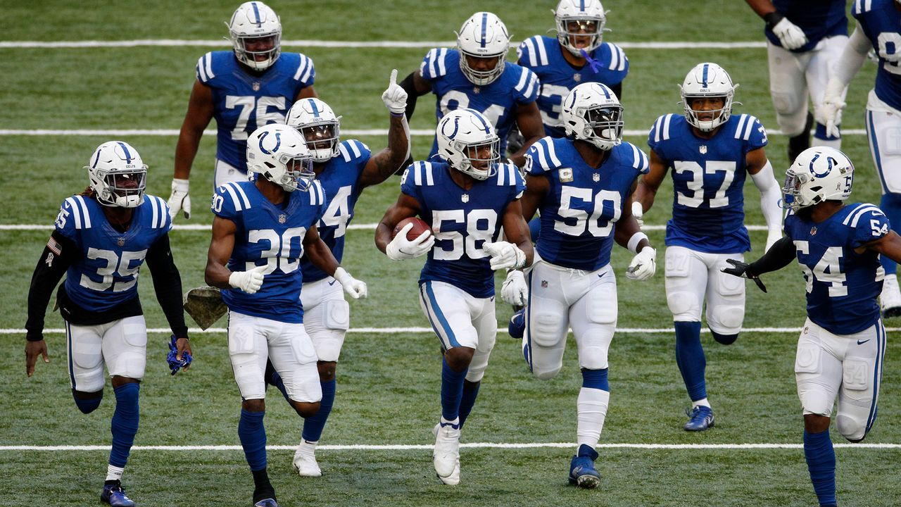 Indianapolis Colts (Week 16 in Pittsburgh)