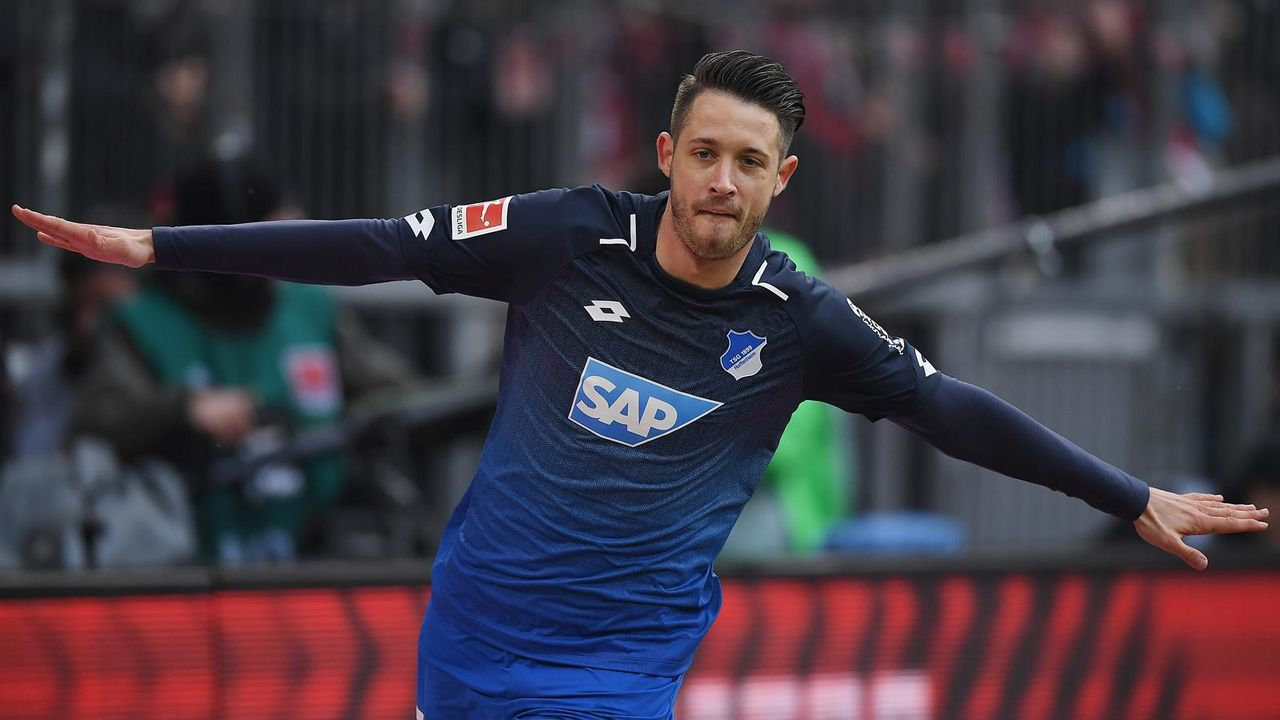 Mark Uth (Zugang FC Schalke 04) - Bildquelle: 2018 Getty Images